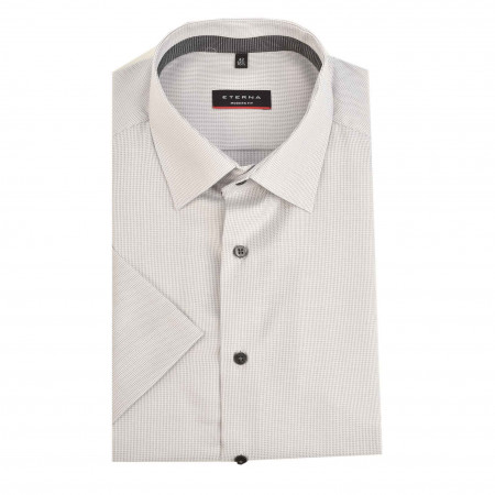 SALE % | Eterna | Hemd - Modern Fit - Kentkragen | Grau online im Shop bei meinfischer.de kaufen