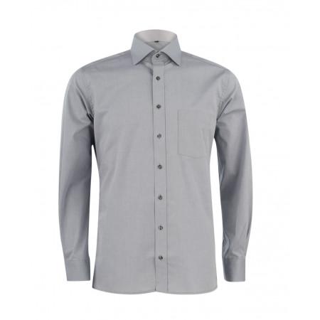 SALE % | Eterna | Hemd 8500 X157-langarm | Grau online im Shop bei meinfischer.de kaufen