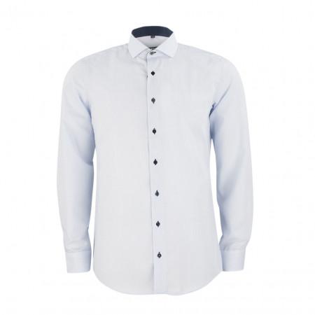 SALE % | Boss Casual | Hemd 4669 F132 - Slim Fit - Kent | Blau online im Shop bei meinfischer.de kaufen