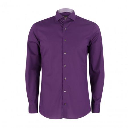 SALE %   Boss Casual   Hemd - Slim Fit - Classic Kent   Lila online im Shop bei meinfischer.de kaufen