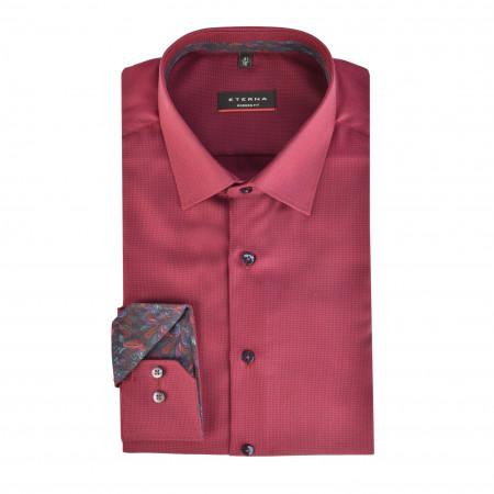 SALE % | Eterna | Hemd - Modern Fit - Kentkragen | Rot online im Shop bei meinfischer.de kaufen