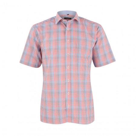 SALE % | Eterna | Hemd - Modern Fit - Classic Kent | Rot online im Shop bei meinfischer.de kaufen