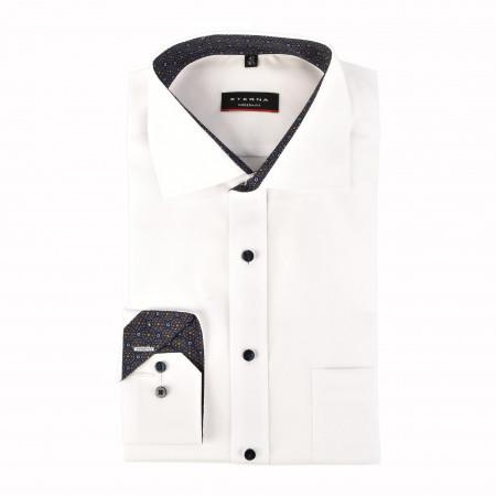 SALE % | Eterna | Hemd - Modern Fit - Kentkragen | Weiß online im Shop bei meinfischer.de kaufen