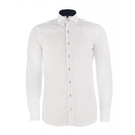 SALE % | Eterna | Hemd - Slim Fit - Kentkragen | Weiß online im Shop bei meinfischer.de kaufen