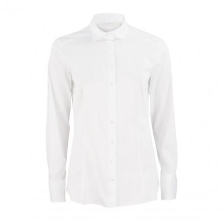 SALE % | Eterna | Bluse 5352 DY44 - Regular Fit | Weiß online im Shop bei meinfischer.de kaufen