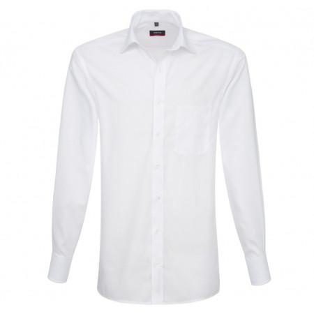 SALE % | Eterna | Hemd langarm Modern Fit bügelfrei | Weiß online im Shop bei meinfischer.de kaufen