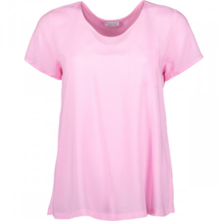 SALE % | re.draft | Blusenshirt - Comfort Fit - Crewneck | Rosa online im Shop bei meinfischer.de kaufen
