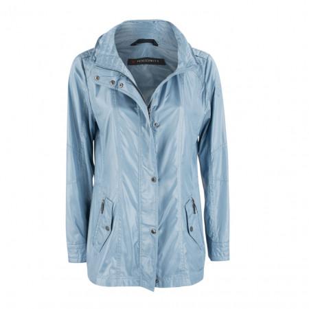 SALE % | Boss Casual | Kurzmantel - Regular Fit - Weather protect | Blau online im Shop bei meinfischer.de kaufen