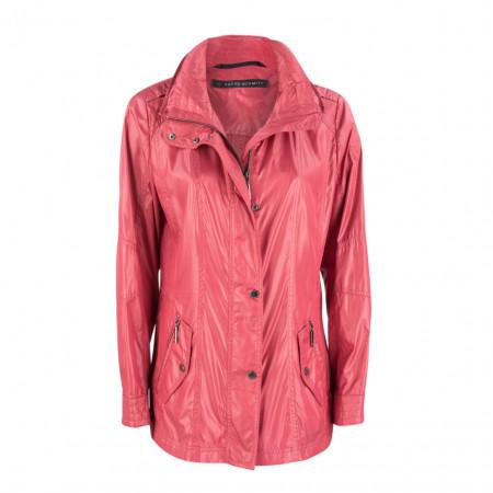 SALE % | Boss Casual | Kurzmantel - fitted  -Weather protect | Rot online im Shop bei meinfischer.de kaufen