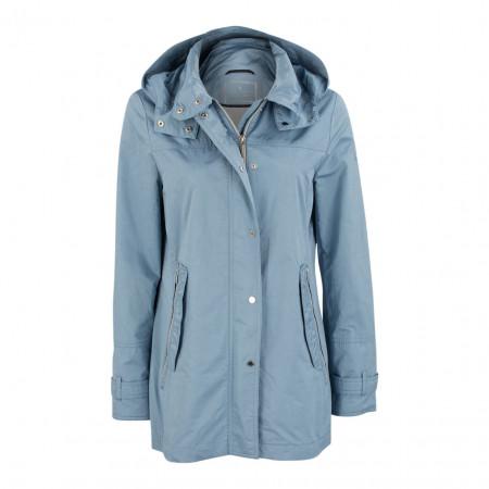 SALE %   Boss Casual   Kurzmantel - Regular Fit - Rainwear   Blau online im Shop bei meinfischer.de kaufen
