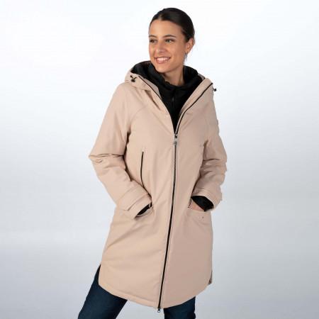 SALE % | Fuchs Schmitt | Mantel - Loose Fit - Rainwear | Beige online im Shop bei meinfischer.de kaufen