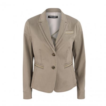 SALE % | Boss Casual | Blazer - Fitted - Steppdetails | Beige online im Shop bei meinfischer.de kaufen