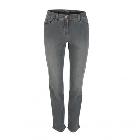 SALE %   Gerry Weber Edition   Jeans - Feminine Fit - grau   Grau online im Shop bei meinfischer.de kaufen