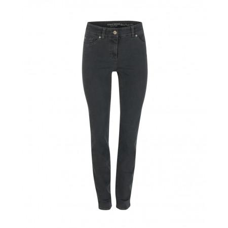 SALE % | Gerry Weber Edition | Jeans - Skinny Fit - Stretch-Qualität | Schwarz online im Shop bei meinfischer.de kaufen