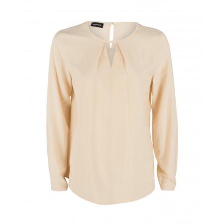 SALE % | Boss Casual | Elegante Bluse | Beige online im Shop bei meinfischer.de kaufen