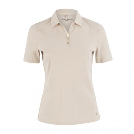 SALE % | Boss Casual | Poloshirt - fitted - kurzarm | Beige online im Shop bei meinfischer.de kaufen