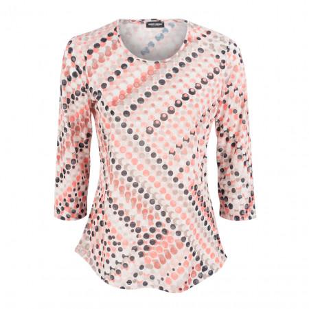 SALE % | Boss Casual | Shirt - Regular Fit - 3/4-Arm | Rosa online im Shop bei meinfischer.de kaufen