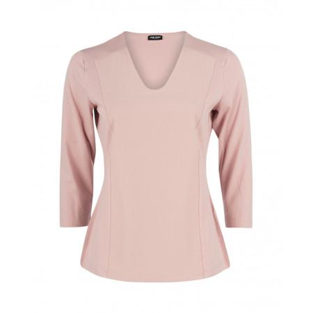 SALE % | Gerry Weber Collection | Jerseyshirt mit 3/4-Armen | Rosa online im Shop bei meinfischer.de kaufen