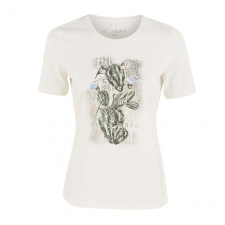 SALE % | Boss Casual | T-Shirt - Regular Fit - Jersey | Weiß online im Shop bei meinfischer.de kaufen