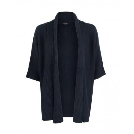 SALE % | Boss Casual | Strickjacke | Blau online im Shop bei meinfischer.de kaufen