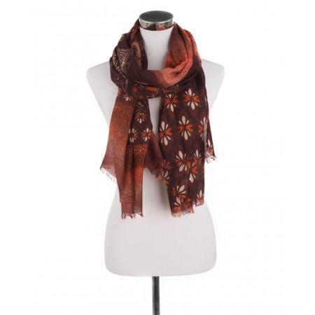 SALE % | Boss Casual | Flauschiger Schal | Rot online im Shop bei meinfischer.de kaufen