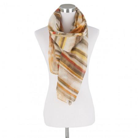 SALE % | Gerry Weber Collection | Schal - Muster | Orange online im Shop bei meinfischer.de kaufen