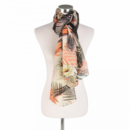 SALE % | Gerry Weber Collection | Schal - Muster | Bunt online im Shop bei meinfischer.de kaufen