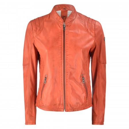 SALE %   Gipsy   Jacke - Regular Fit - Leder   Rot online im Shop bei meinfischer.de kaufen