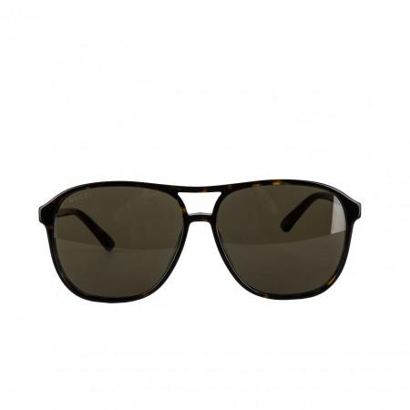 SALE % | Gucci | Sonnenbrille - Spiegelgläser | Braun online im Shop bei meinfischer.de kaufen