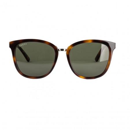 SALE % | Gucci | Sonnenbrille - Vollrand | Braun online im Shop bei meinfischer.de kaufen