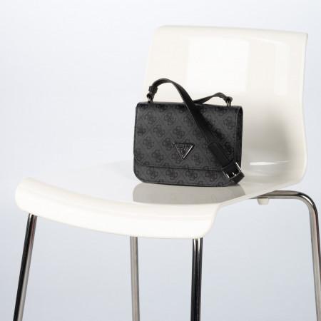 SALE %   GUESS   Handtasche - Noelle   Schwarz online im Shop bei meinfischer.de kaufen