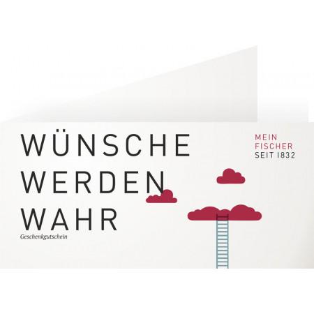 SALE % | MEIN FISCHER | Warengutschein 150,-€ | Bunt online im Shop bei meinfischer.de kaufen