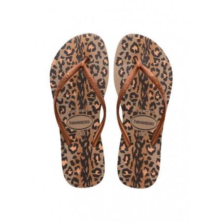 SALE % | Havaianas | Havaianas - Flip Flops - slim animals | Beige online im Shop bei meinfischer.de kaufen