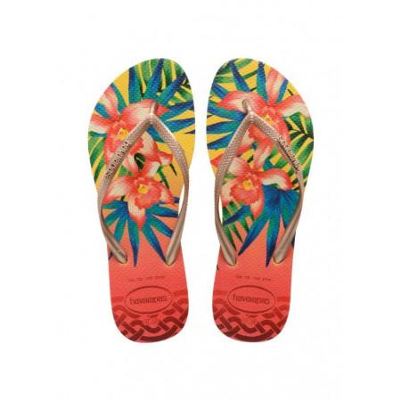 SALE % | Boss Casual | Havaianas - Flip Flops - slim tropical | Bunt online im Shop bei meinfischer.de kaufen