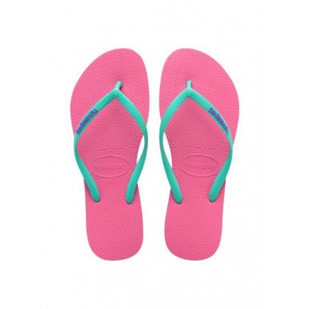 SALE %   Boss Casual   Havaianas - Flip Flops - Slim Logo   Pink online im Shop bei meinfischer.de kaufen