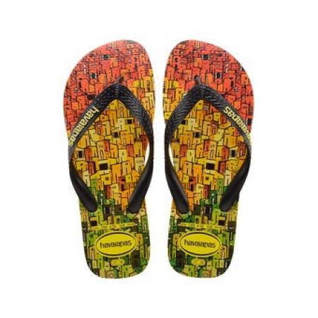 SALE % | Boss Casual | Havaianas  - Flip Flops - Print | Orange online im Shop bei meinfischer.de kaufen
