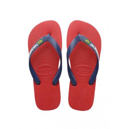 SALE % | Boss Casual | Havaianas - Flip Flops - BRASIL LOGO | Rot online im Shop bei meinfischer.de kaufen