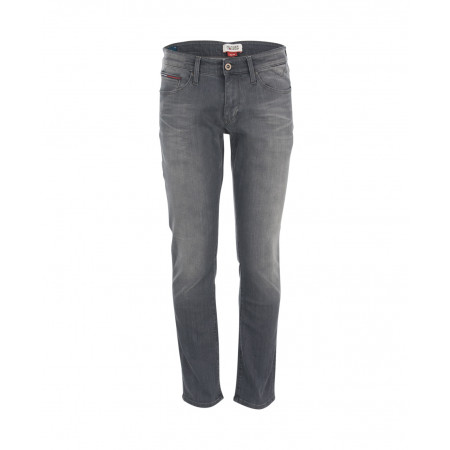 SALE % | Tommy Jeans | Jeans Slim Scanton GRCO | Grau online im Shop bei meinfischer.de kaufen
