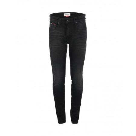 SALE % | Tommy Jeans | Jeans Slim tapered Steve BRABST | Schwarz online im Shop bei meinfischer.de kaufen