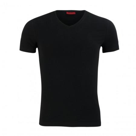 SALE % | Boss Casual | Doppelpack - T-Shirt - Modern Fit | Schwarz online im Shop bei meinfischer.de kaufen