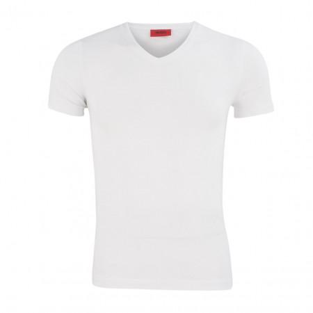 SALE % | Boss Casual | Doppelpack - T-Shirt - Modern Fit | Weiß online im Shop bei meinfischer.de kaufen