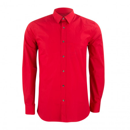 SALE % | Boss Casual | Hemd - Elisha01 10107866 - Slim Fit | Rot online im Shop bei meinfischer.de kaufen