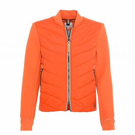 SALE %   camel active Women   Hybridjacke - Regular Fit - unifarben   Orange online im Shop bei meinfischer.de kaufen