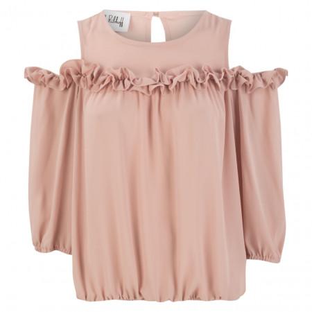 SALE % | Joseph Ribkoff | Shirt - Regular Fit - Cut Outs | Rosa online im Shop bei meinfischer.de kaufen