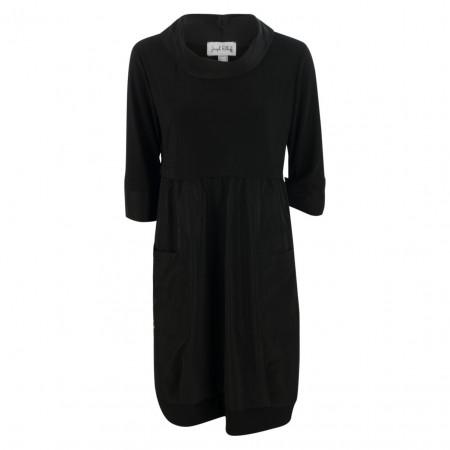 SALE % | Joseph Ribkoff | Kleid - oversized - Schalkragen | Schwarz online im Shop bei meinfischer.de kaufen