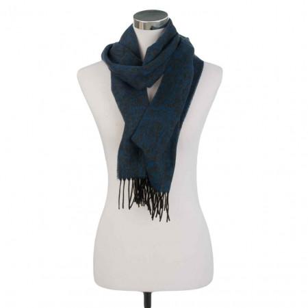 SALE %   J.Ploenes   Schal - Muster   Blau online im Shop bei meinfischer.de kaufen