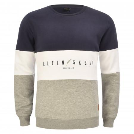 SALE % | Kleinigkeit | Sweatshirt - Regular Fit - Crewneck | Blau online im Shop bei meinfischer.de kaufen