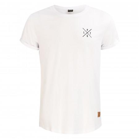 SALE %   Kleinigkeit   T-Shirt - Regular Fit -  Leipzig Cross   Weiß online im Shop bei meinfischer.de kaufen