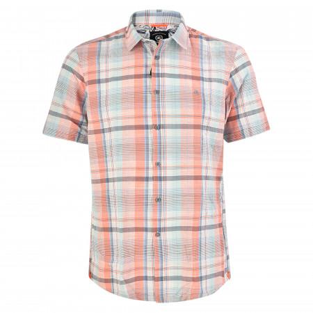 SALE % | Lerros | Freizeithemd - Modern Fit - Kentkragen | Orange online im Shop bei meinfischer.de kaufen