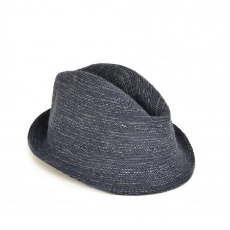 SALE % | Lerros | Sonnenhut - Strickoptik | Blau online im Shop bei meinfischer.de kaufen